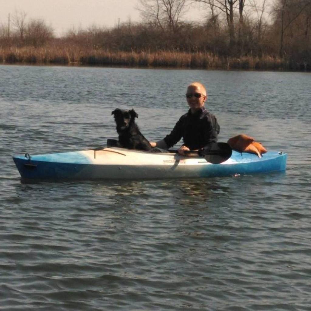 Callie Kayak